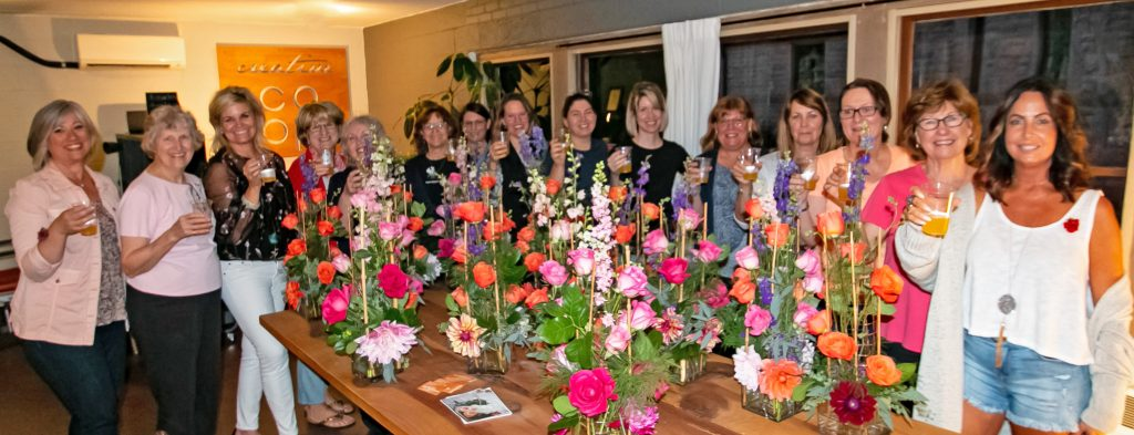 artiflora workshop September 2018
